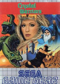 <i>Crystal Warriors</i> 1991 strategy video game