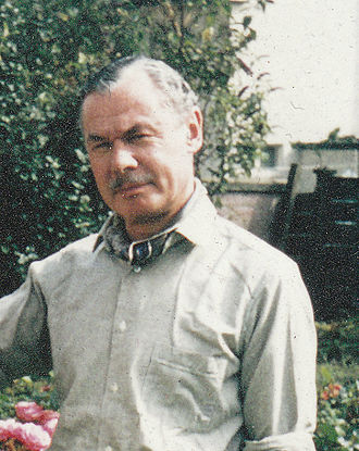 Cyril Aldred - Cyril Aldred in 1969