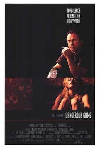 Dangerous Game (1993 film) - Promotional poster