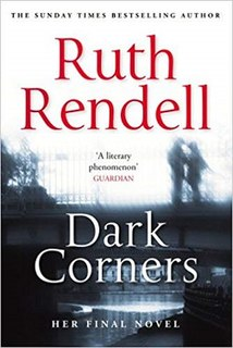 <i>Dark Corners</i> (novel) book by Ruth Rendell