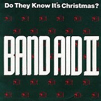 """""""Do They Know It's Christmas?"""" cover"""