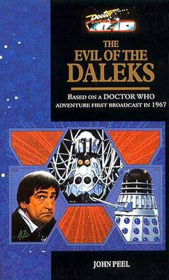 The Evil of the Daleks - Image: Doctor Who The Evil of the Daleks