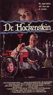 <i>Dr. Hackenstein</i>