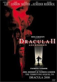 <i>Dracula II: Ascension</i> 2003 film by Patrick Lussier