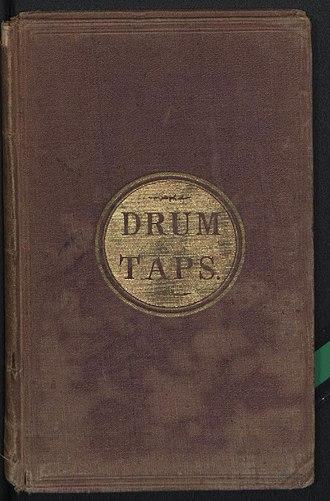 Drum-Taps - Cover to Drum-Taps.