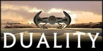 Duality (film) - Image: Duality title
