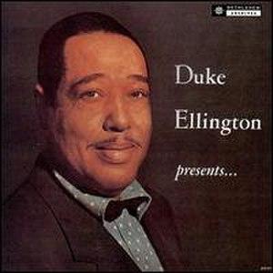 Duke Ellington Presents... - Image: Duke Ellington Presents