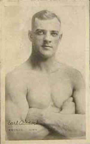 Earl Caddock - Earl Caddock in 1920