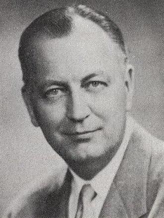 Elmer L. Andersen - Andersen in 1957