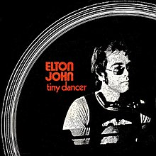 Elton John — Tiny Dancer (studio acapella)