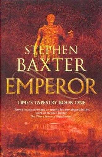 Emperor (Baxter novel) - First edition