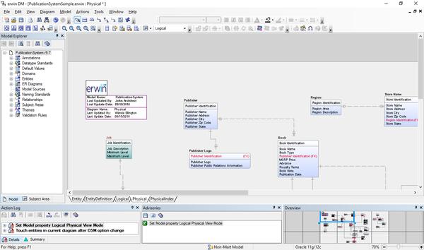 download erwin data modeler 7.3