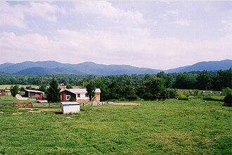 Warren Wilson College - Warren Wilson College Farm