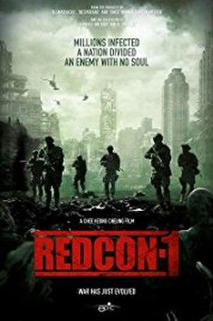 Redcon-1 - Image: Film poster, Redcon 1