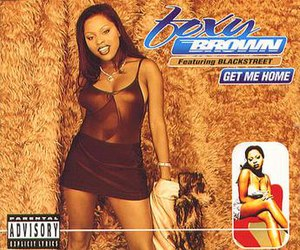 Get Me Home (song) - Image: Foxy Brown Get Me Home