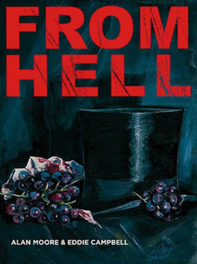 Picture of a book: From Hell