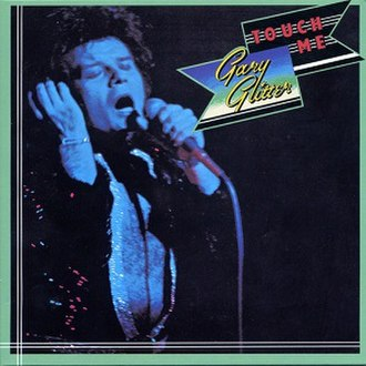 Touch Me (Gary Glitter album) - Image: Garyglitter touchme