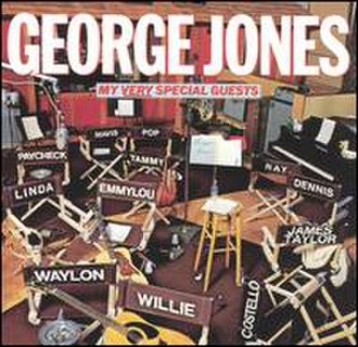 My Very Special Guests - Image: George Jones My Very Special Guests Epic Records