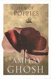 <i>Sea of Poppies</i> Indian English novel