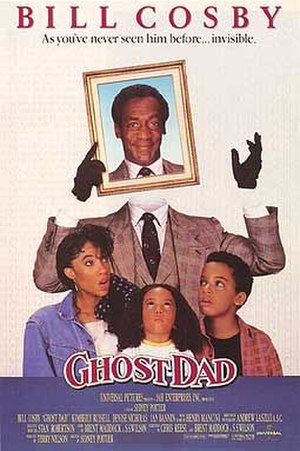 Ghost Dad - Theatrical release poster