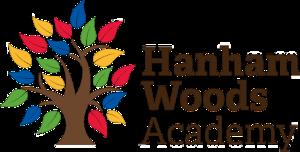 Hanham Woods Academy - Image: Hanham Woods Academy Full Logo