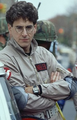 Harold Ramis as Egon Spengler.jpg