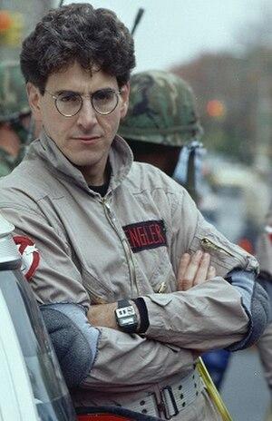 Egon Spengler - Image: Harold Ramis as Egon Spengler