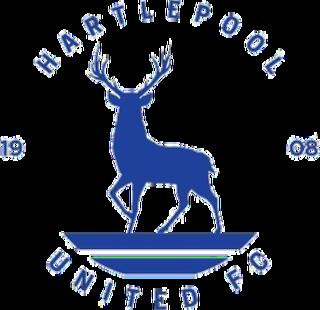 Hartlepool United F.C. Association football club in Hartlepool, England