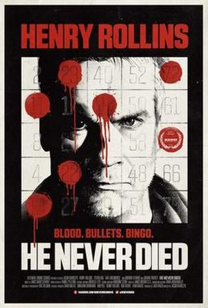 He Never Died - Image: He Never Died POSTER
