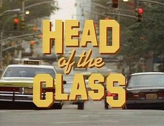 Head of the Class - Image: Head of the Class (title card)