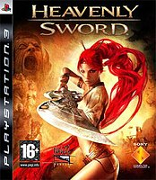 Picture of a game: Heavenly Sword
