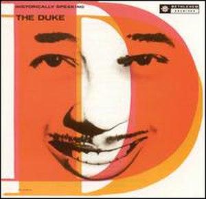 Historically Speaking (Duke Ellington album) - Image: Historically Speaking (Duke Ellington album)