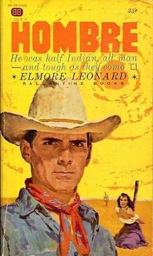 Hombre (novel) - First edition (publ. Ballantine Books)