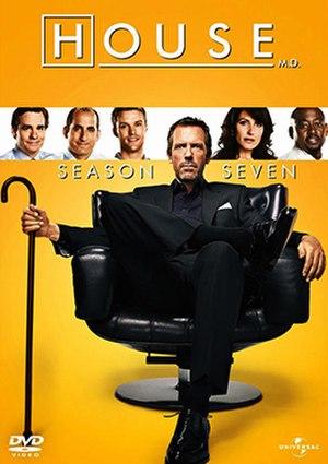 House (season 7) - Image: House S7 DVD
