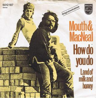 How Do You Do (Mouth & MacNeal song) - Image: How Do You Do (Mouth & Mac Neal)
