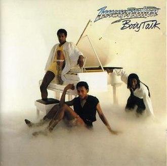 Body Talk (Imagination album) - Image: Imagination Body Talk