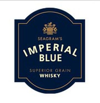 Imperial Blue (whisky) - Image: Imperial Blue logo