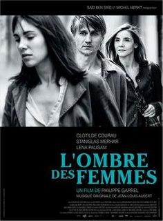 <i>In the Shadow of Women</i> 2015 film by Philippe Garrel