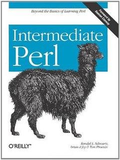 <i>Intermediate Perl</i> book by Randal L. Schwartz