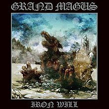 Grand Magus : iron will ( 2008 ) 220px-Iron_will