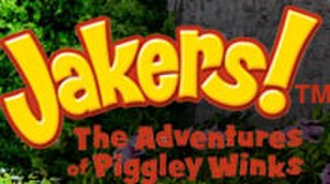 Jakers! The Adventures of Piggley Winks - Title card (Series 1 and 2)