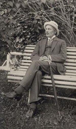 Jānis Akuraters - Akuraters in the 1920s.