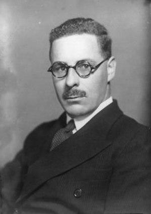 John Brophy (writer) - John Brophy in 1942