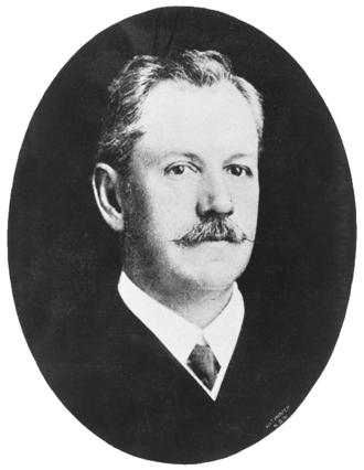 Joseph Carruthers - Carruthers around 1904.