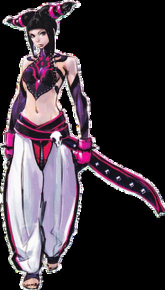 Juri (Street Fighter) - Image: Juri