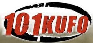 KXL-FM - Image: KUFO FM logo