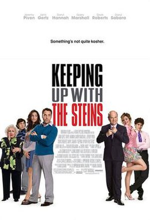 Keeping Up with the Steins - Theatrical release poster