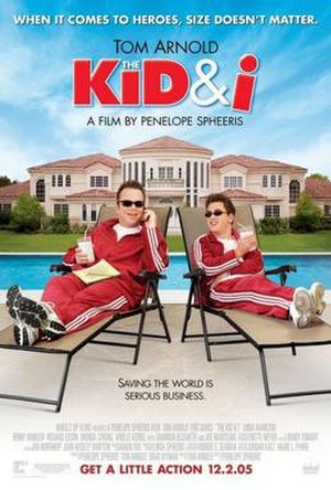 The Kid & I - Theatrical film poster