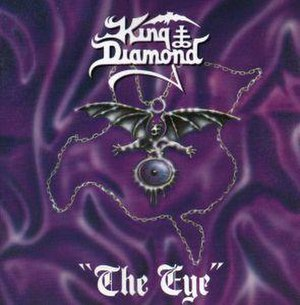 The Eye (King Diamond album) - Image: King Diamond The Eye
