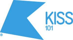 Kiss 101 - Image: Kiss 101